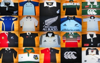 All blacks shirts