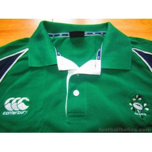 2008/2009 Ireland Player Issue Polo