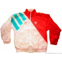 1992/1994 Swiss Athletics Player Issue Anthem Jacket