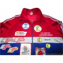 1980s Bayer Leverkusen Player Issue Tracksuit Top