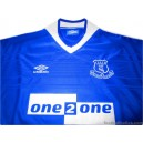 1999/2000 Everton Home