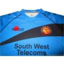 2010/2011 Exeter Chiefs Player Issue Prototype Third
