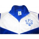 1985/1986 Everton Retro Tracksuit Top