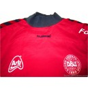 2002/2003 Denmark Player Issue 'Fodboldskole' Top