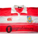 1999/2001 Llantwit Fardre RFC Match Worn No.16 Away
