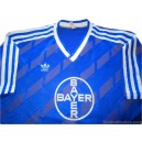 1984/1989 TSV Bayer Dormagen Match Worn No.13 Home