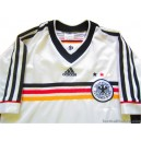 1998/2000 Germany Home