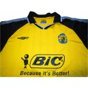 2002/2004 Ballymun United Match Worn No.2 Home