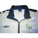 2006/2008 Ireland Player Issue Tracksuit Top