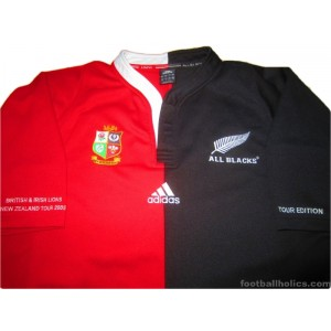 2005 British Lions & All Blacks 'New Zealand' Special