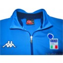2001/2002 Italy Tracksuit Top