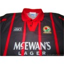 1994/1995 Blackburn Rovers Away