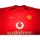 2002/2004 Manchester United Home