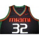 2005/2007 Miami Hurricanes No.32 Alternate
