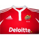 2007/2009 Munster Academy Player Issue Home