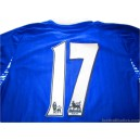 2007/2008 Everton (Cahill) 17 Home