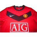 2009/2010 Manchester United Home