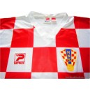 1994/1996 DJK Nussdorf 'Croatia' Match Worn No.8 Home