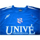 2004/2006 Heerenveen Player Issue Training Sweatshirt