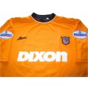 2001/2003 Grimsby Town Player Issue (Campbell) No.10 Away