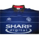 1999/2000 Manchester United Away