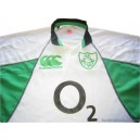 2006/2007 Ireland Player Issue Away