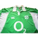 2004/2006 Ireland 'A' Wolfhounds Player Issue Home