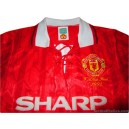 1992/1994 Manchester United 'Champions' Home