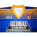 1999/2000 Ideal Isberg ARLFC Match Worn No.3 Home