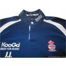 2005/2006 Llanelli RFC Staff Worn J.J. Training