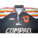 1996/1997 Bradford Bulls Match Worn No.2 Away