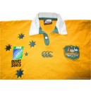2003 Australia Wallabies 'World Cup' Pro Home