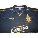 2003/2004 Celtic 'Champions' Away