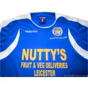 2006/2008 Leicester City Match Worn No.7 Home