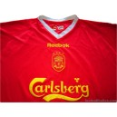 2001/2003 Liverpool European Home