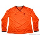 2000/2002 Holland Player Issue Prototype Home