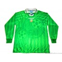 1998/2000 Ireland Player Issue No.17 Home