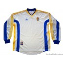1998/2000 Sweden Player Issue Away