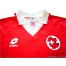 1994/1996 Switzerland Home