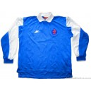 1994/1996 Holland U21 Match Worn No.3 Away