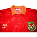 1990/1992 Wales Home