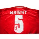 1996/1998 Liverpool Wright 5 Home