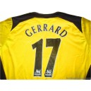 2004/2006 Liverpool Gerrard 17 Away