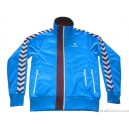 2000s Hummel Blue Tracksuit Top