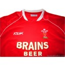 2006/2008 Wales Pro Home