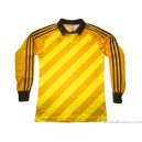 1984/1989 Adidas Vintage No.1 Goalkeeper
