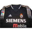 2004/2005 Real Madrid Away