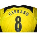2004/2006 Liverpool Gerrard 8 Away