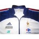 2002/2004 France Player Issue Anthem Jacket