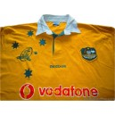 1999 Australia Wallabies Player Issue Centenary Home